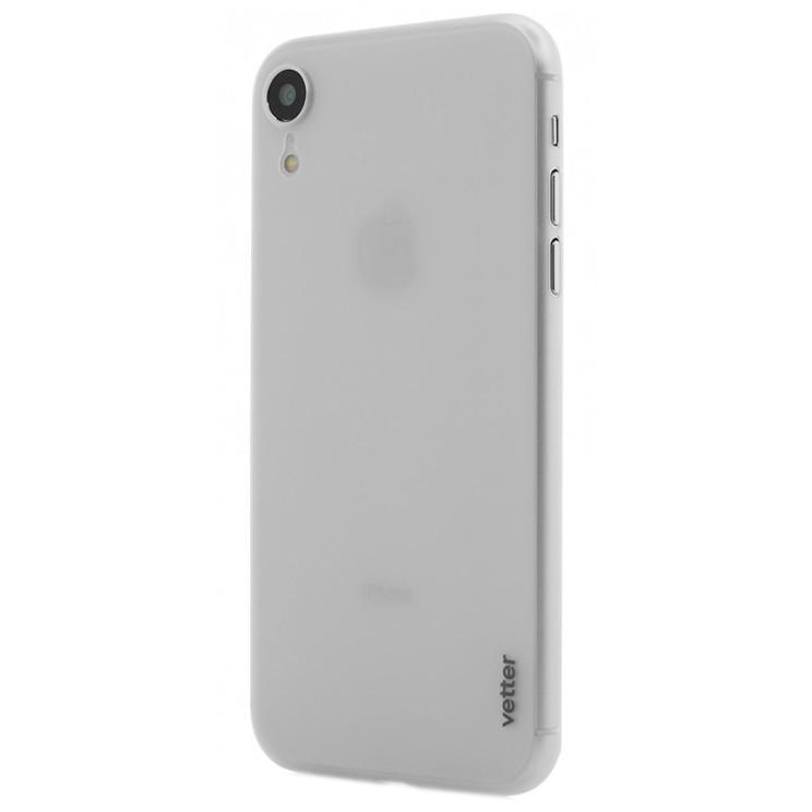 Fotografie Husa de protectie Vetter Clip-On, Ultra Thin Air Series pentru iPhone XR, Transparent