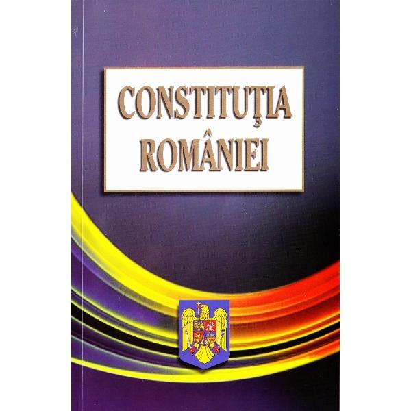 Constitutia Romaniei - eMAG.ro