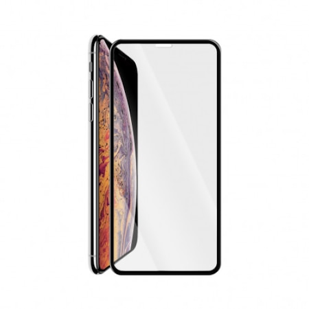 Folie de Sticla Full Cover 3D iPhone X, IPhone XS