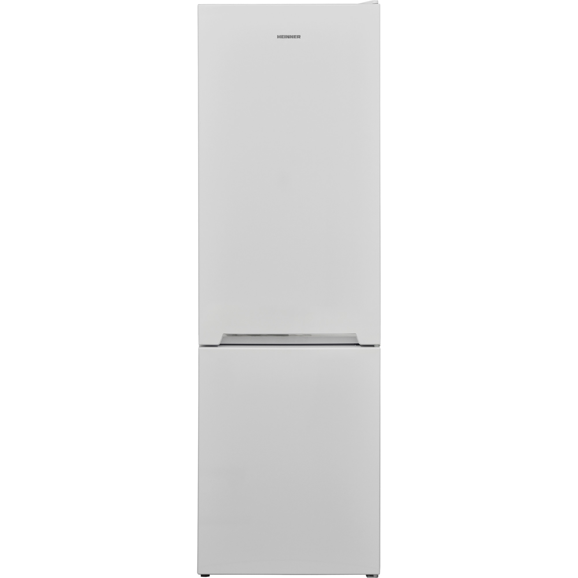 Fotografie Combina frigorifica Heinner HC-V268A+, 268 l, Clasa A+, H 170 cm, Control mecanic cu termostat ajustabil, Alb