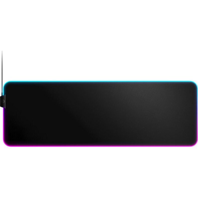 Fotografie Mousepad SteelSeries QcK Prism Cloth XL, iluminare RGB