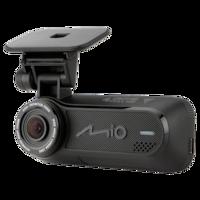 Camera auto DVR Mio MiVueJ60,Full HD, unghi de 150 grade, WIFI, GPS, senzor G cu 3 axe, Negru