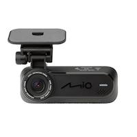 Camera auto DVR Mio MiVueJ85, QHD, unghi de 150 grade, WIFI, GPS, senzor G cu 3 axe, Negru