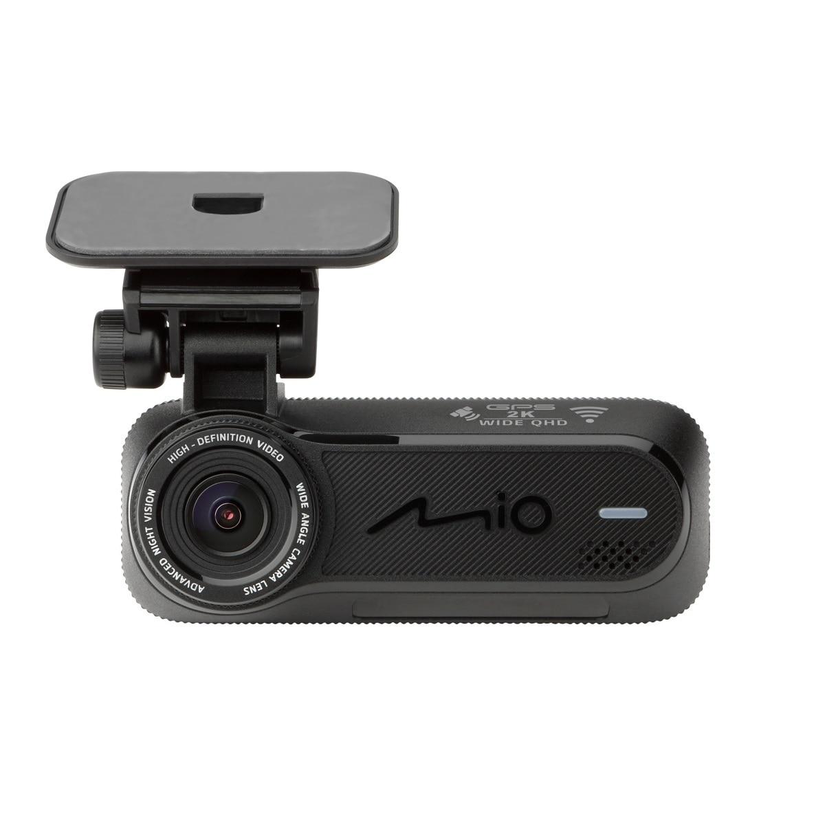 Fotografie Camera auto DVR Mio MiVueJ85, QHD, unghi de 150 grade, WIFI, GPS, senzor G cu 3 axe, Negru