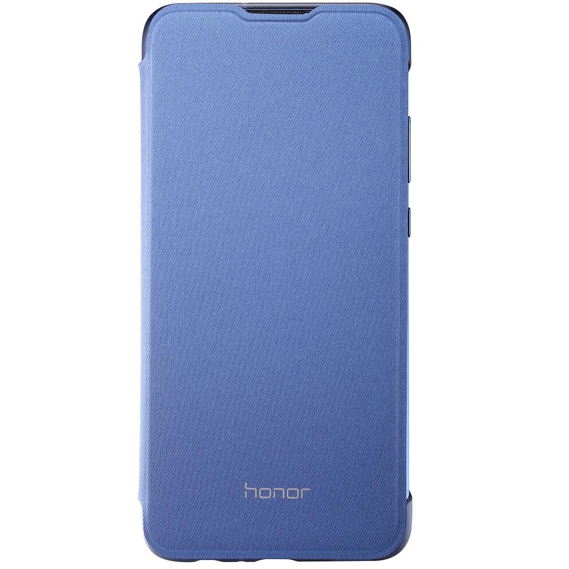 Fotografie Husa de protectie Honor Flip cover pentru 10 Lite, Blue