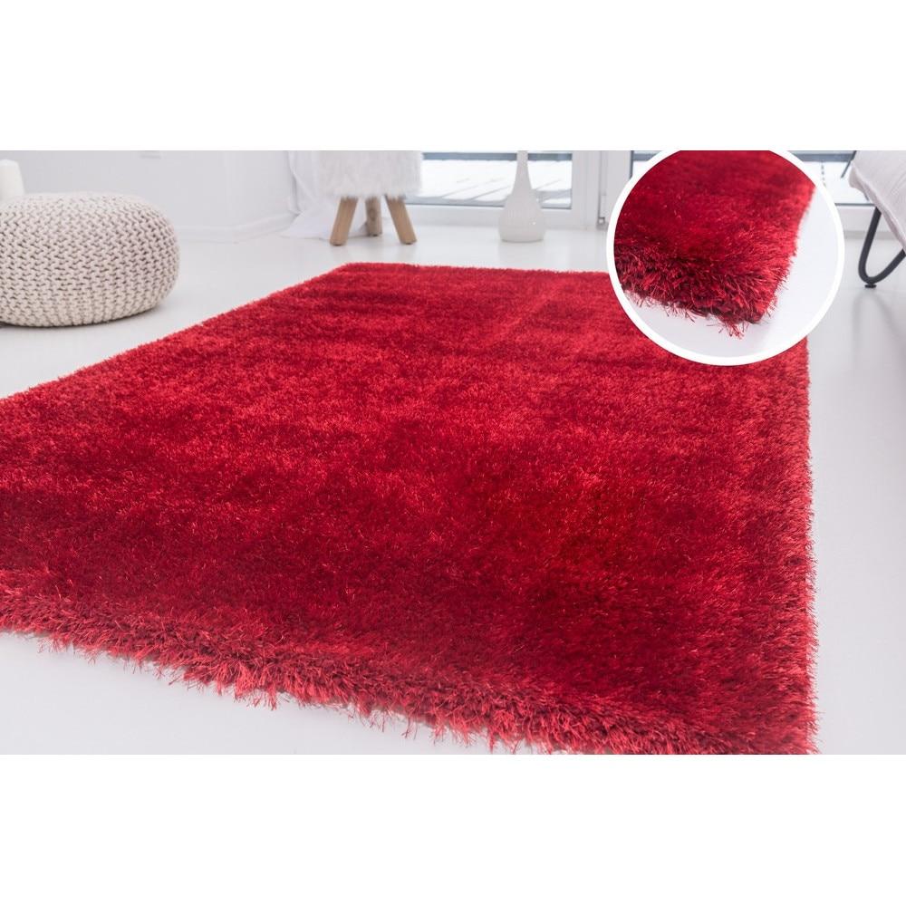 Luxury Shaggy red (piros) 120x170cm szőnyeg eMAG.hu