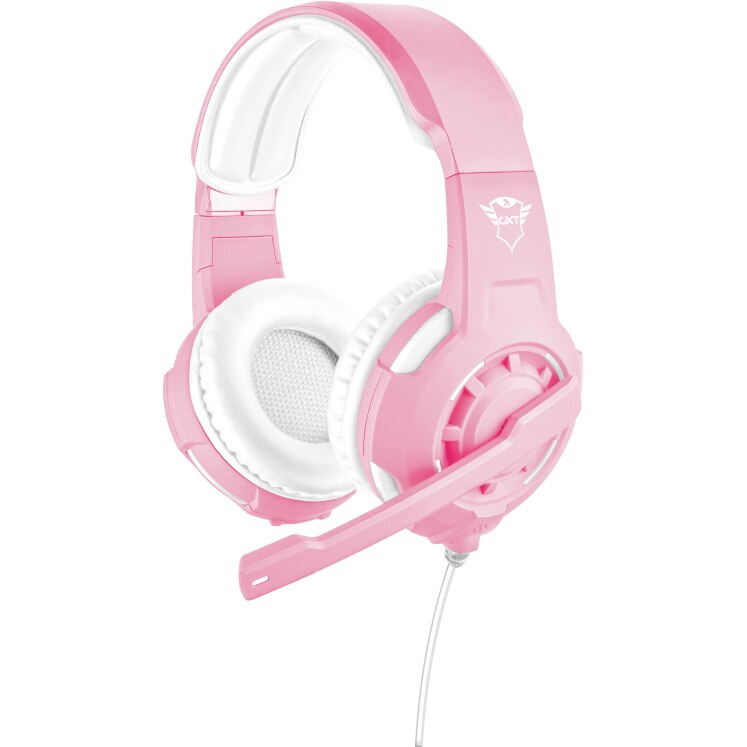 Fotografie Trust GXT 310P Radius Gaming Headset - pink