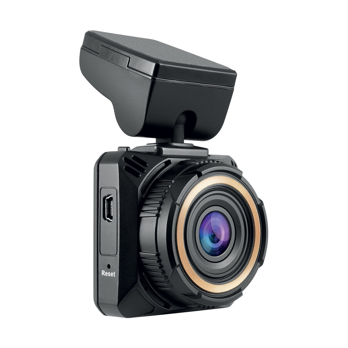 "Fotografie Camera Auto DVR Navitel R600 Quad HD, ecran 2.0"", inregistrare QHD + audio, vizibilitate 170 grade, G-sensor, auto-start, Negru"
