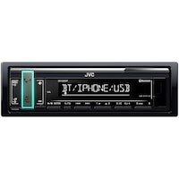 Player auto JVC, KD-X361BT, 4x50W, USB, AUX, bluetooth, subwoofer control, accent key, culori variabile