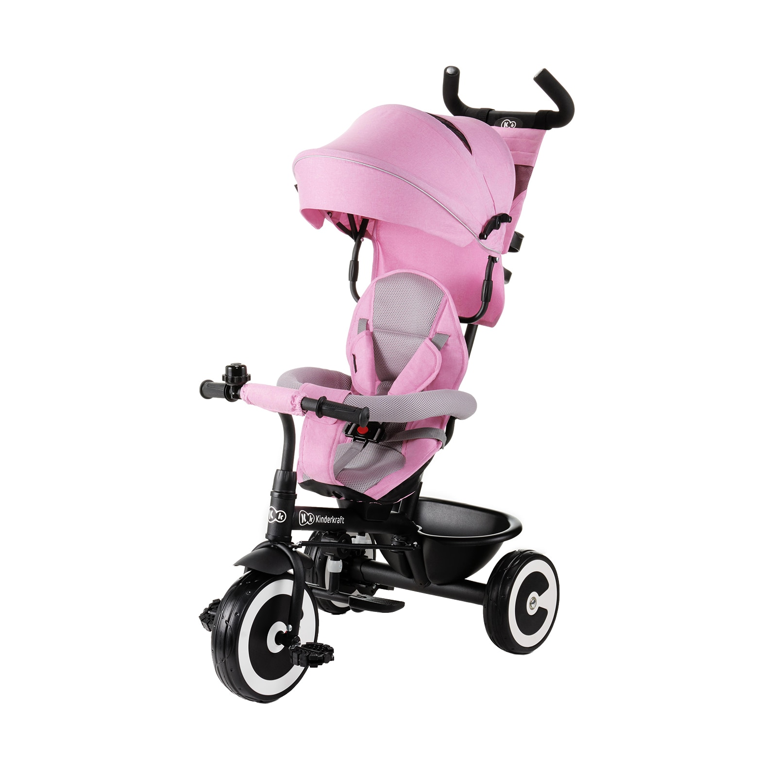 Fotografie Tricicleta Kinderkraft Aston, roz