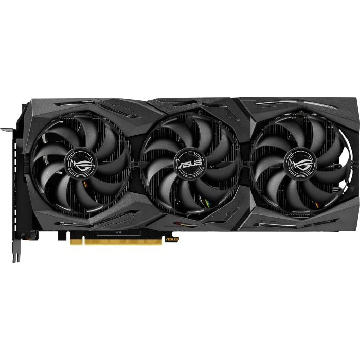 Fotografie Placa video ASUS ROG STRIX GeForce® RTX 2080TI Advanced, 11GB GDDR6, 352-bit