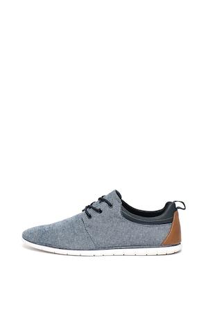 Aldo, Ermengaud derby cipő, Melange kék, 12