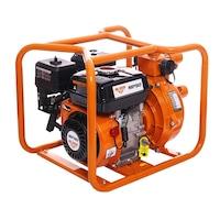 "Motopompa apa curata Ruris MP90, 7 CP, 212 CC, 4 timpi, 30 mc/h debit apa, 2"" diametru racord, 65 m inaltime refulare, 8 m adancime absorbtie, 3.6 l, benzina"