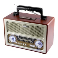 kit radio retro