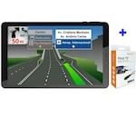 GPS навигационна система Diva qc1004gm, 4g, 10 инча, tv тунер, android, wi-fi, bluetooth