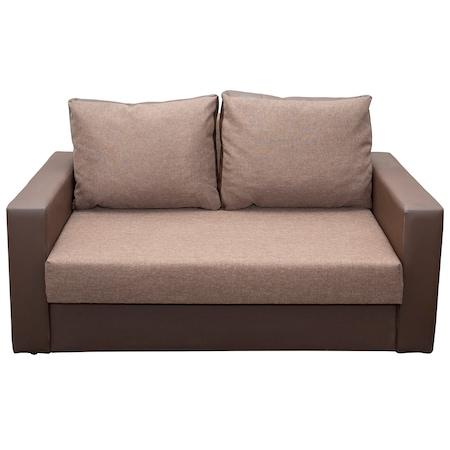Диван Kring Nova, 155x88x90 см, Кафяв