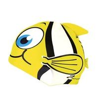 Плувна шапка детска 82276 Spokey, Жълт