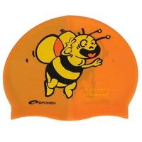 Плувна шапка детска 85358 Spokey, Оранжев