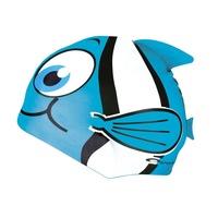 Плувна шапка детска 87471 Spokey, Син