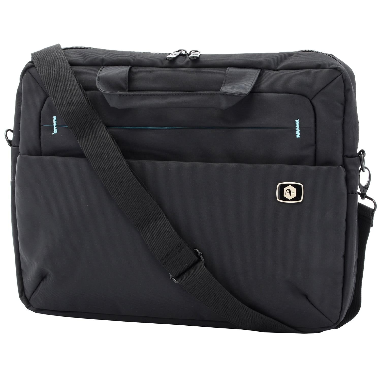 """Fotografie Geanta Laptop A+ Lowell M78, 15,6"""", Black"""