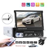 Мултимедия плеър 1 Din БОНУС камера за задно виждане GPS AMIO 960 Универсален Bluetooth FM MP3 MP4 МР5 плейър