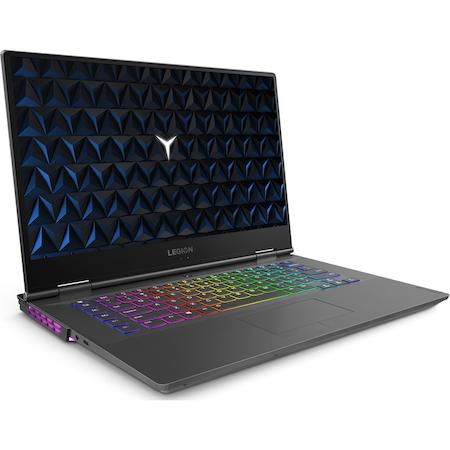"""Лаптоп Gaming LENOVO Legion Y740-15IRHg, 15.6"""", Intel® Core™ i7-9750H, RAM 16GB, SSD 1TB, NVIDIA® GeForce® RTX™ 2070 Max -Q 8GB, Free Dos, Black"""