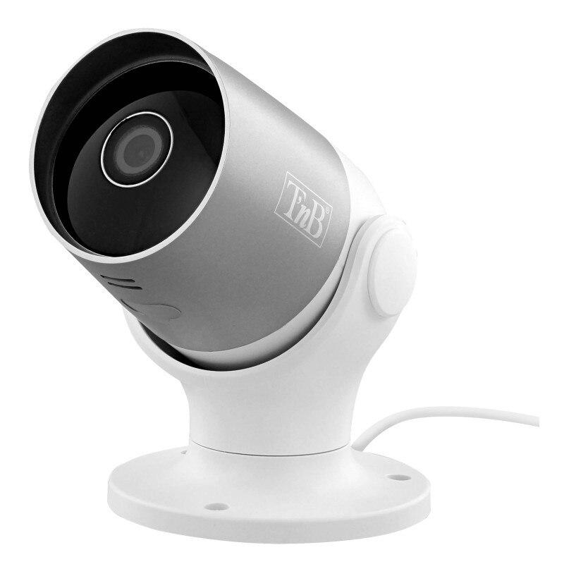 Fotografie Camera de supraveghere Smart TNB Outdoor MONITOR, FullHD, WiFi, IP65, night vision, cu senzor de miscare si alerte audio-video