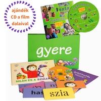 Gyere - Óvoda Készségfejlesztő Játékcsomag