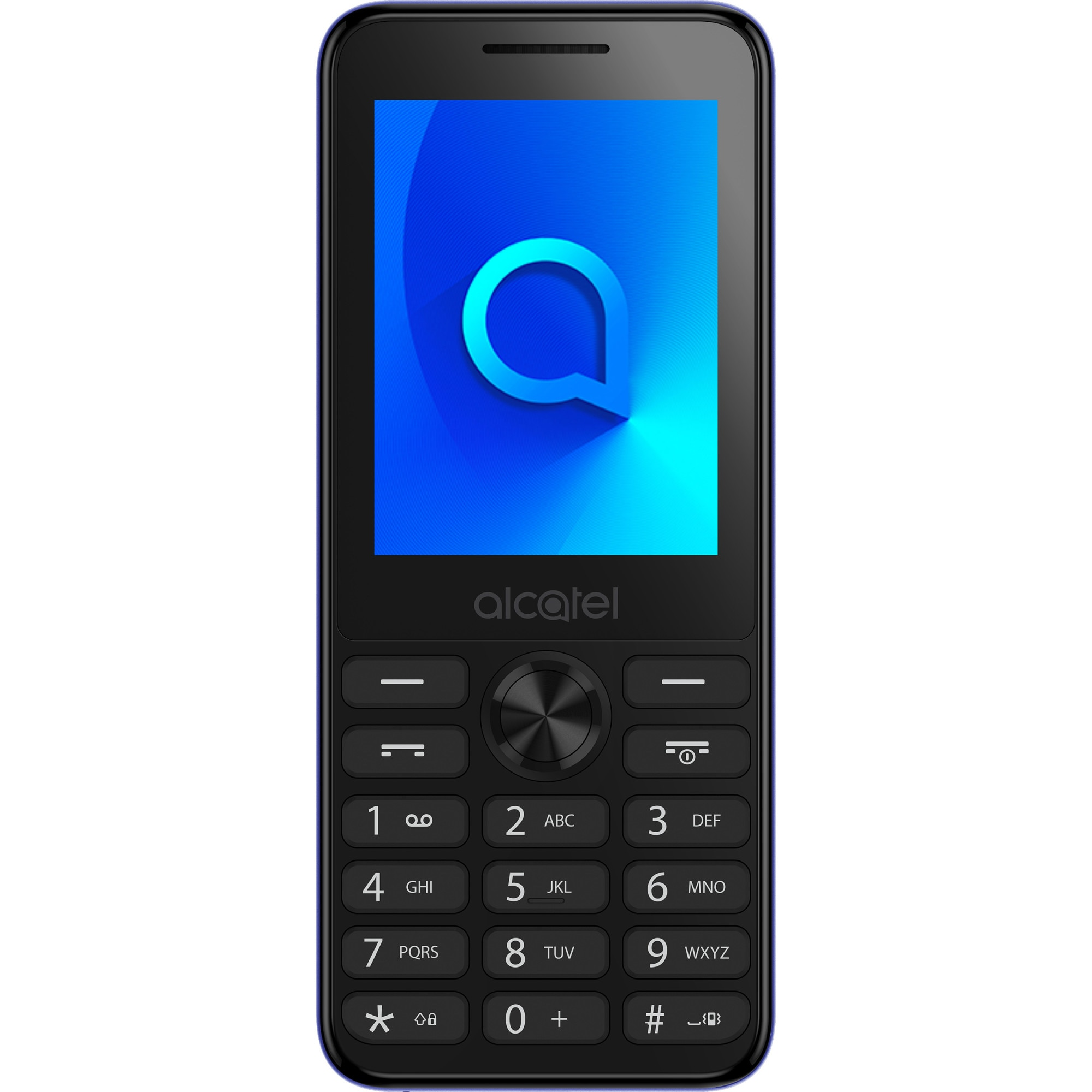 Fotografie Telefon mobil Alcatel 2003, Dual SIM, Metallic Blue