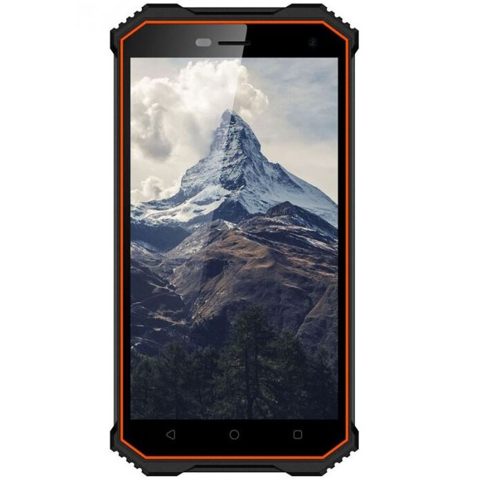 Fotografie Telefon mobil iHunt S10 Tank 2019, Dual SIM, 16GB, 4G, Orange