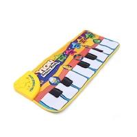 Zenélő szőnyeg , zongora típusú, 6 hónap feletti gyerekeknek