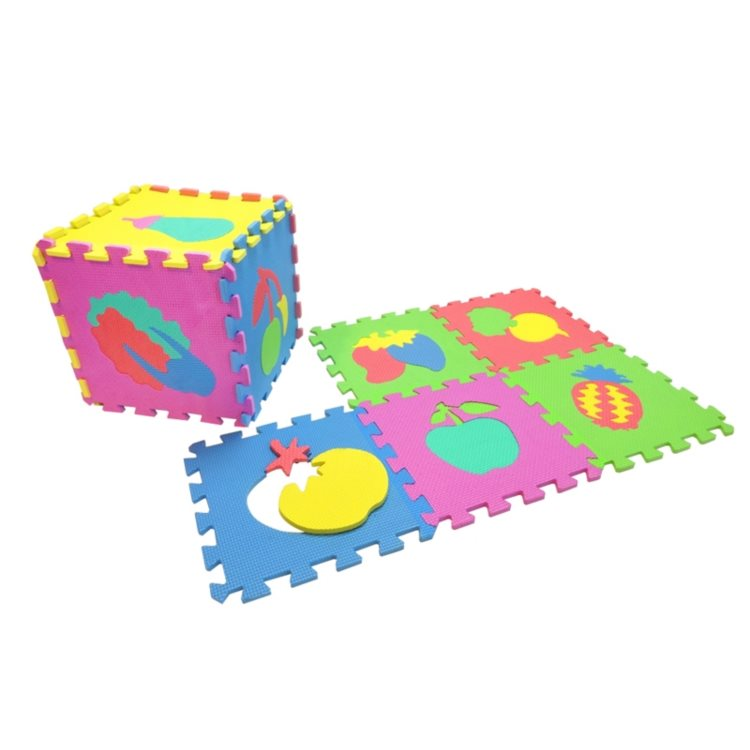 BabyOno 278 szivacspuzzle szőnyeg, betűs, 10 darabos eMAG.hu