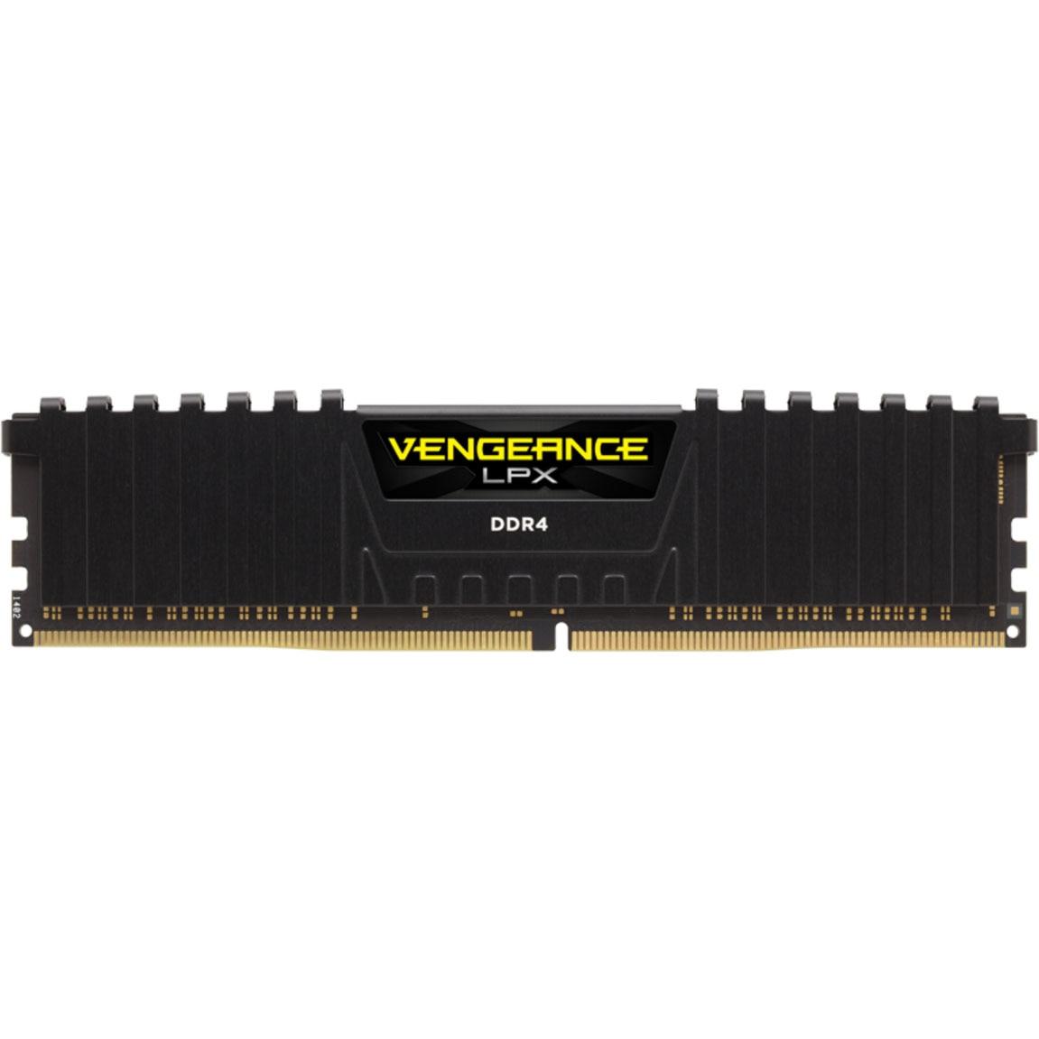 Fotografie Memorie Corsair Vengeance LPX Black 32GB, DDR4, 2400MHz, CL16