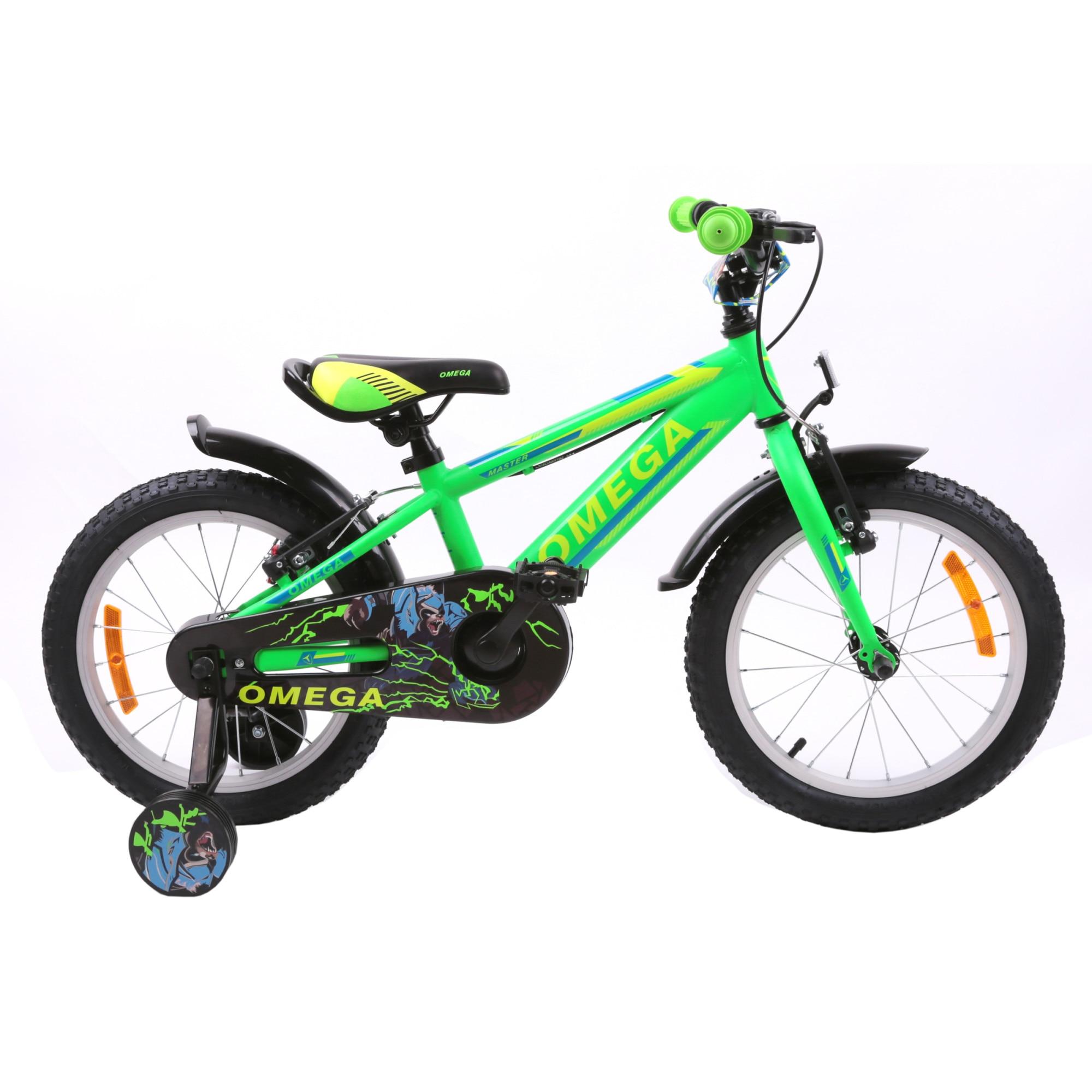 "Fotografie Bicicleta Omega Master 20"", Green"
