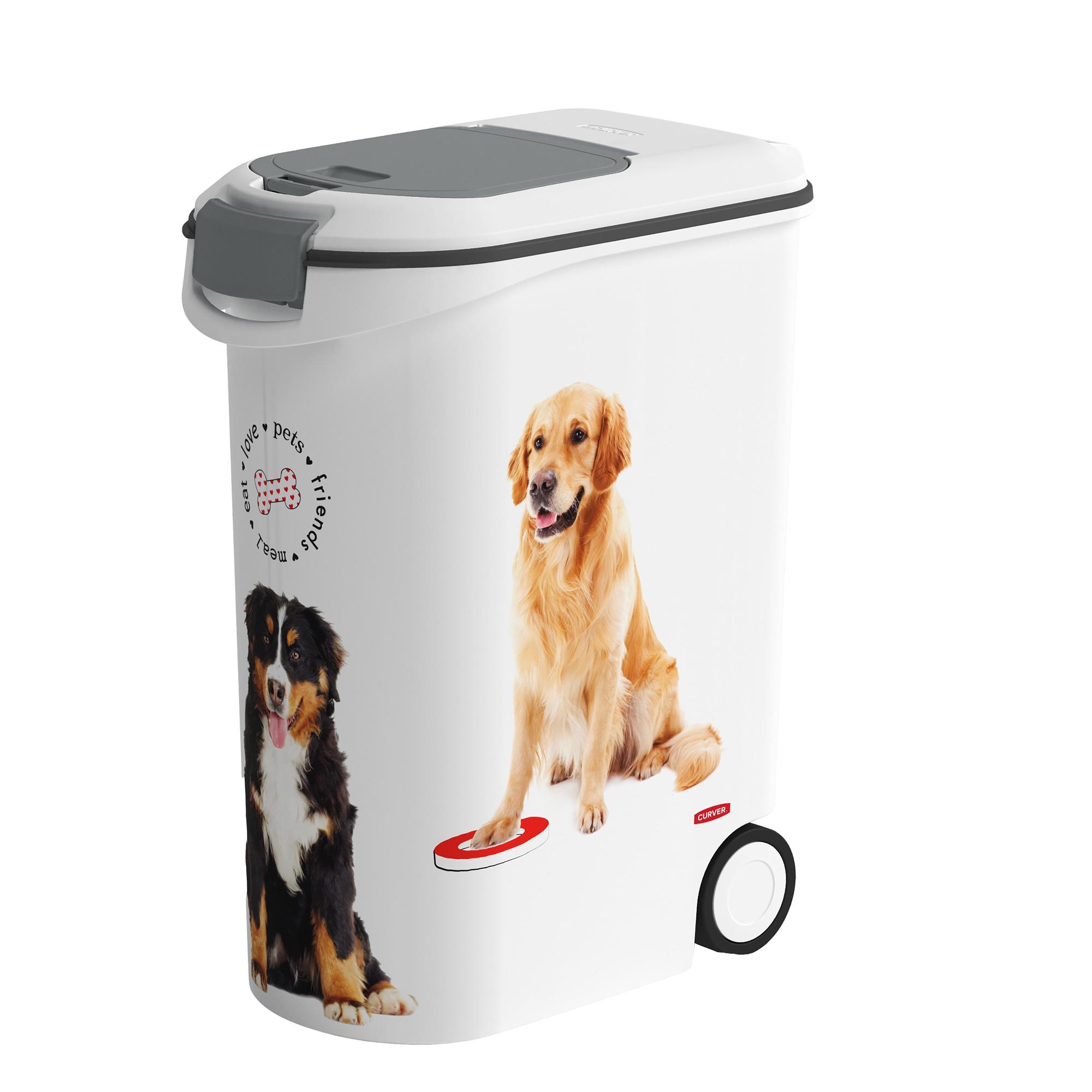 Fotografie Container pentru hrana animalelor Curver, 20kg