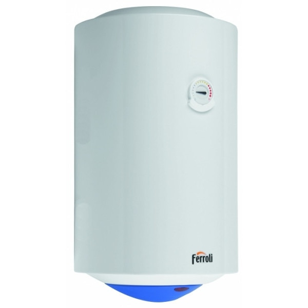 Fotografie Boiler electric Ferroli Calypso 80 VE, 80 l, 1500 W, 0.8 Mpa