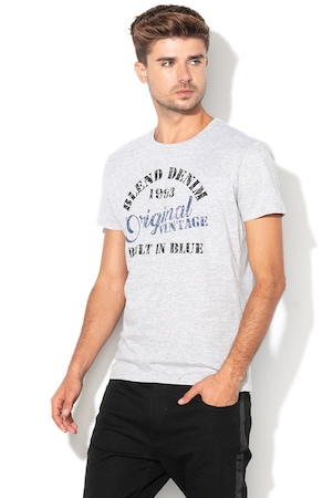 Мъжка тениска Blend 20706572, Сив