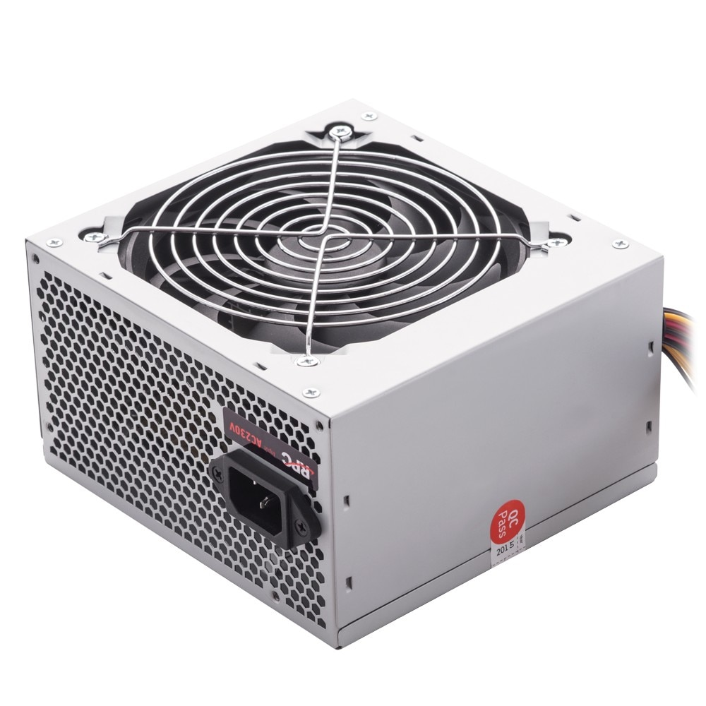 Fotografie Sursa RPC 50000AB, 500W, Ventilator 12cm, Protectii OCP / OVP / UVP / SCP / OPP
