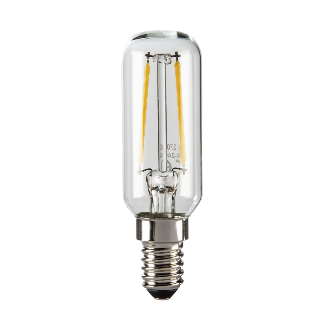 Fotografie Bec LED pentru frigidere Xavax, 2W, T25, filament, E14, lumina calda