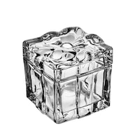 Захарница Димс-92 LN17, Прозрачен, Стъкло, 11,5 см