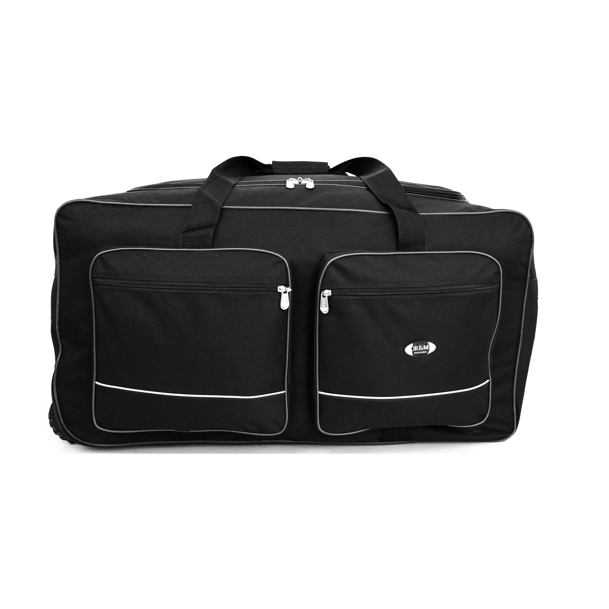 Mega duża torba podróżna na kółkach bagaż walizka 240 LITRÓW