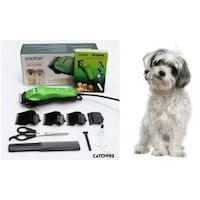 Машинка за подстригване на кучета Zoofari, Зелен