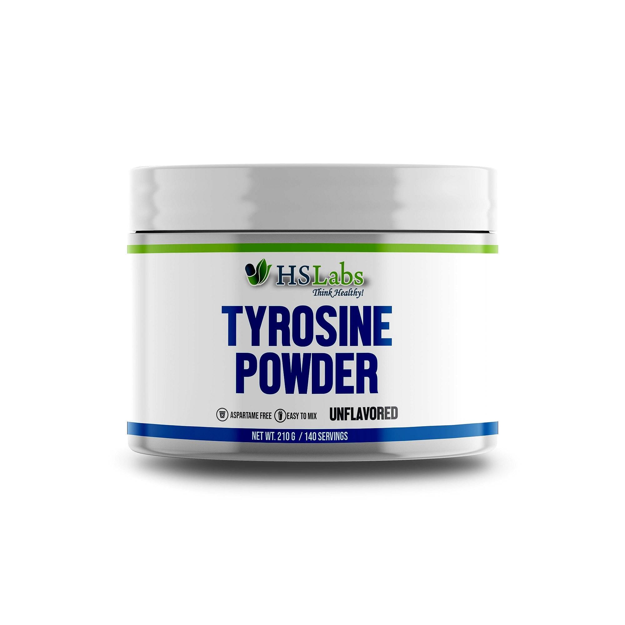 L-tirozină duce la pierderea în greutate)