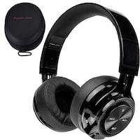 PowerLocus P3 Bluetooth fejhallgató,40 óralejátszási idő, ,vezeték nélküli fül köré illeszkedő összehajtható - Fekete