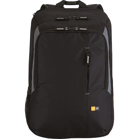 """Rucsac Laptop Case Logic VNB217, 17"""", Negru/Gri"""