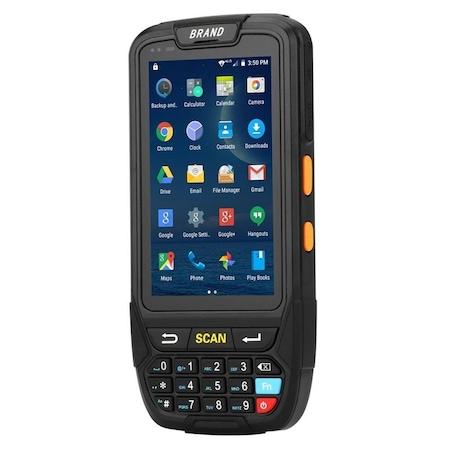 Pos Pro POS terminál,Android , SIM-kártya, 1D-s vonalkód-olvasó, érintőpad