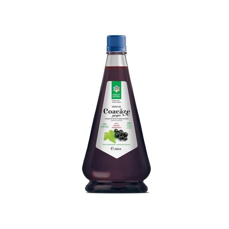 Muguri de Coacaz Negru Gemoderivat, 30 monodoze, Hofigal : Farmacia Tei