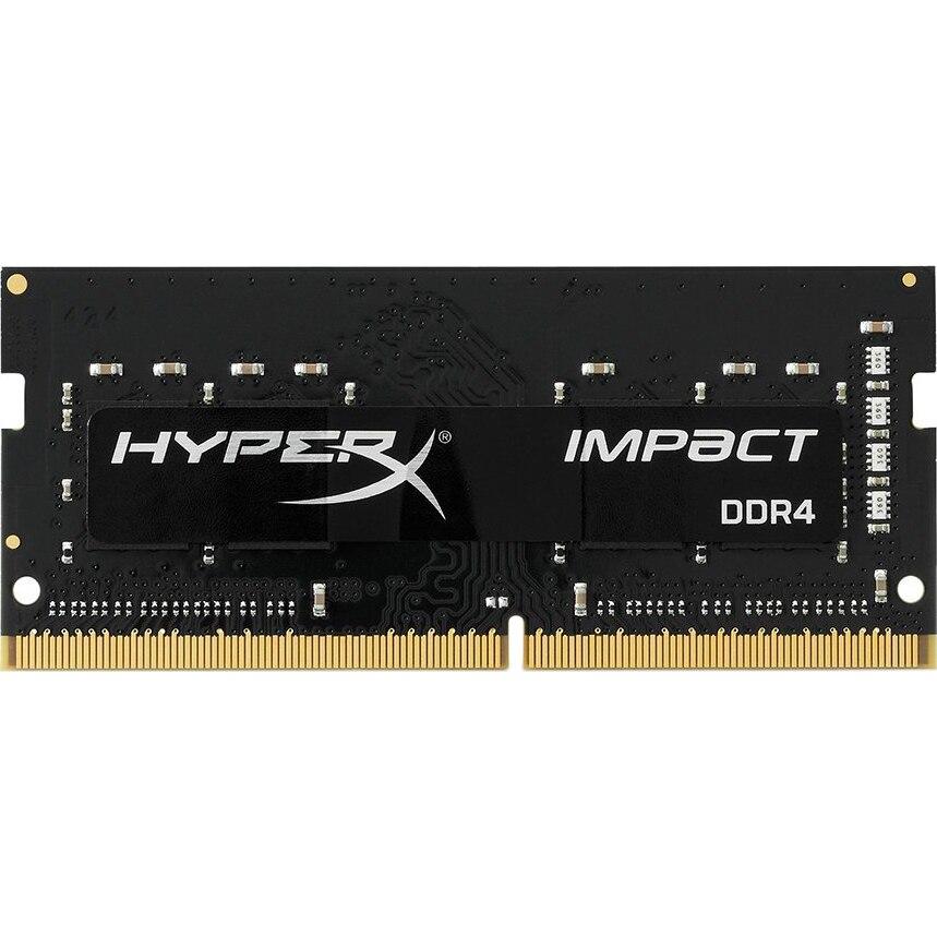 Fotografie Memorie Kingston HyperX Impact, 4GB DDR4, 2400MHz, CL14