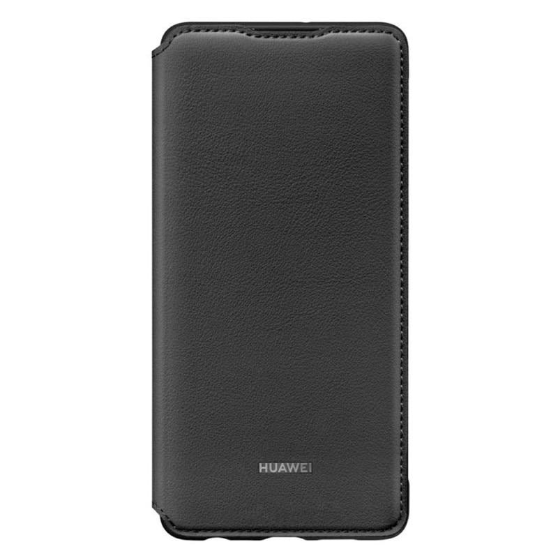 Fotografie Husa de protectie Huawei Wallet pentru P30, Black