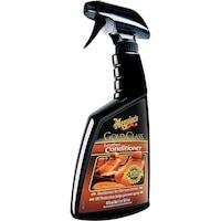 Solutie spray pentru intretinere piele si vinilin Meguiar's, 473ml, Gold Class Leather Conditioner